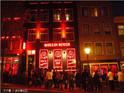 阿姆斯特丹红灯区的封面