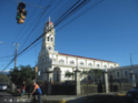 Alajuela中央大教堂的封面