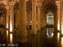 伊斯坦布尔地下水宫殿的封面