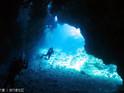 塞班潜水洞的封面