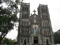 河内大教堂的封面