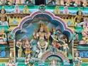 马里阿曼印度寺庙的封面