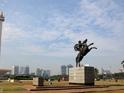 印尼独立广场的封面