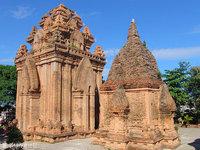 婆那加占婆塔的封面