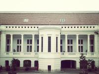 印尼银行博物馆的封面