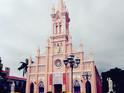岘港大教堂的封面