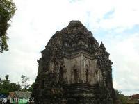 Kalasan寺的封面