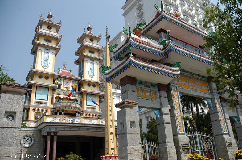 顺化高台寺