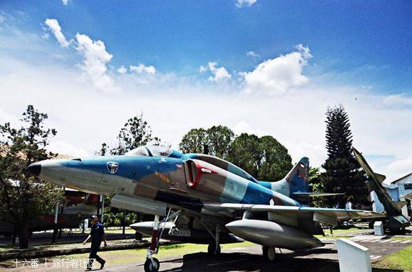 飞机博物馆的照片