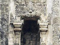 日惹Kalasan寺的封面