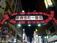歌舞伎町的封面
