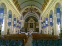 圣灵感孕蓝色大教堂的封面