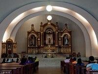 达沃圣佩德罗教堂的封面