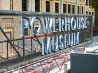 动力博物馆的封面