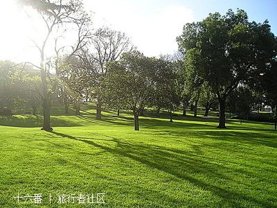 墨尔本旗杆花园的照片