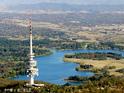 堪培拉黑山澳洲电讯塔的封面