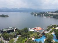 千岛湖风景区的封面