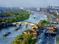 京杭大运河的封面