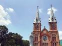 西贡圣母大教堂的封面