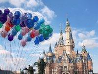 上海迪士尼乐园的封面