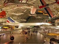美国国家航空航天博物馆的封面