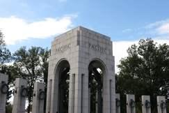 美国国家二战纪念碑