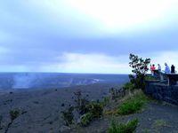 夏威夷火山国家公园的封面