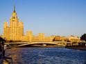 莫斯科河的封面