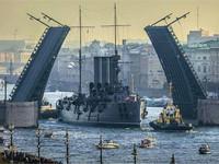 阿芙乐尔号巡洋舰 的封面