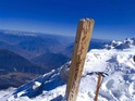 哈巴雪山的封面