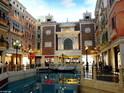威尼斯人酒店-大运河购物中心的封面