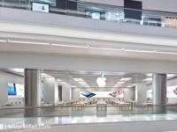 苹果直营店(又一城)的封面