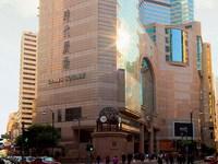 香港时代广场的封面