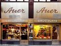 Auer巧克力店的封面