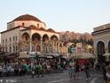 Monastiraki 跳蚤市场的封面