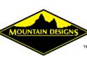 山峦设计的封面
