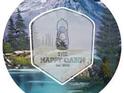 The Happy Cabin的封面