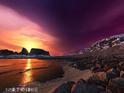 火地岛国家公园的封面
